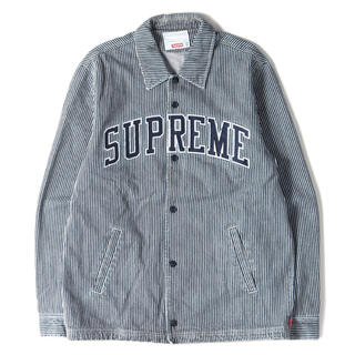 Supreme - Supreme シュプリーム ジャケット ヒッコリー 13ss