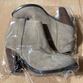マウジー(moussy)のmoussy ショートブーツ(ブーツ)