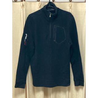 ラルフローレン(Ralph Lauren)の◇入手困難品 正規品 美品 RLX ラルフローレン ハーフジップ ブラック 長袖(ウエア)