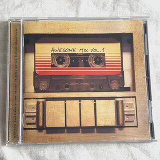 ガーディアンズオブギャラクシー サウンドトラック(映画音楽)