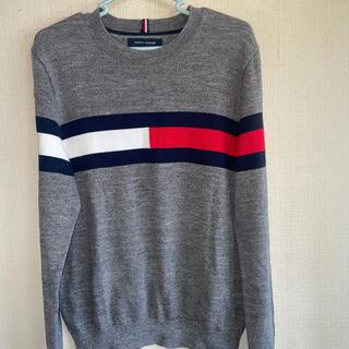 TOMMY HILFIGER - TOMMYトミーフイルガ-ニットセンター