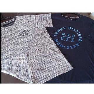 トミーヒルフィガー(TOMMY HILFIGER)のトミーヒルフィガーTシャツ 2点セット(Tシャツ(半袖/袖なし))