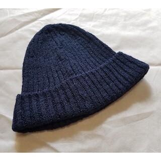 カシラ(CA4LA)の未使用カシラ×ナプロンのニット帽(ニット帽/ビーニー)