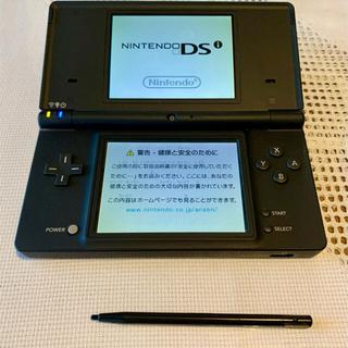 ニンテンドーDS - 任天堂 DS i ブラック マリオパーティーDS付