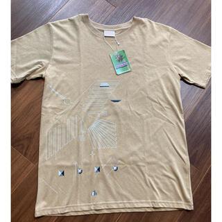バンダイ(BANDAI)のゼビウスのTシャツ Sサイズ(Tシャツ/カットソー(半袖/袖なし))