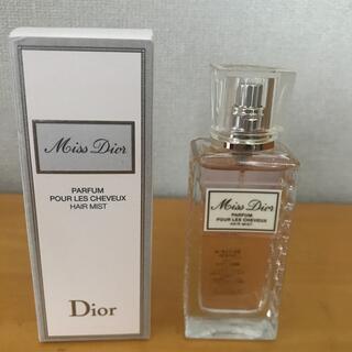 ディオール(Dior)の【箱開封済・未使用】Dior ミス ディオール ヘアミスト(ヘアウォーター/ヘアミスト)