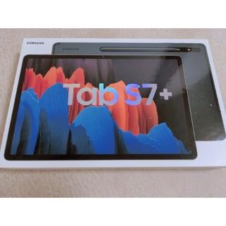 ギャラクシー(Galaxy)のGalaxy Tab S7+ SM-T970 8GB 256GB 新品未開封(タブレット)