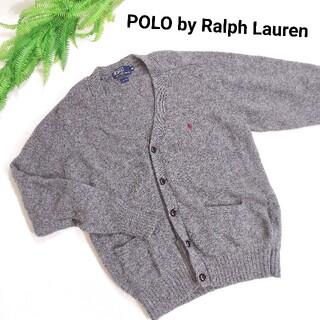 ポロラルフローレン(POLO RALPH LAUREN)のPOLO by Ralph Lauren ウール100%カーディガン 79560(カーディガン)