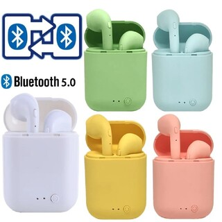 [LIKE are AirPods] Bluetoothイヤホン(ヘッドフォン/イヤフォン)