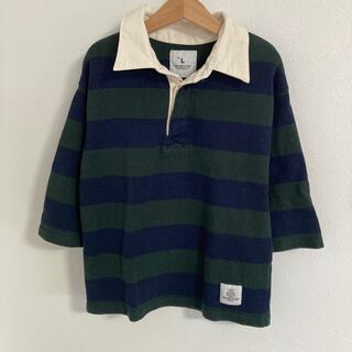 コドモビームス(こどもビームス)のSMONTHY ラガーシャツ130cm(Tシャツ/カットソー)
