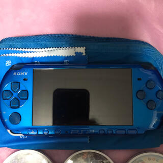 PlayStation Portable - PSP-3000 本体 ソフトセット
