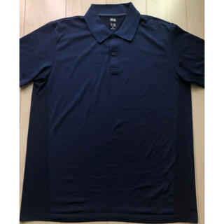 UNIQLO - ユニクロ メンズポロシャツ XL