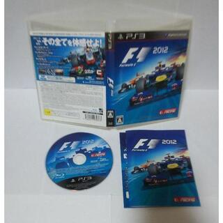 PlayStation3 - ≪PSソフト≫コードマスターズ F1 2012