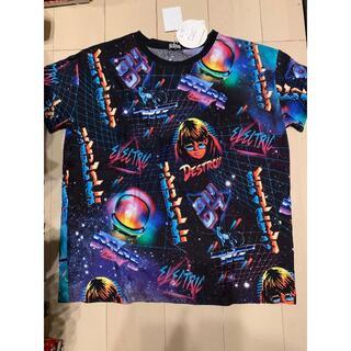 ヒステリックグラマー(HYSTERIC GLAMOUR)の新品ヒステリックグラマーHYSTERIC GLAMORビッグシルエットTシャツ(Tシャツ(半袖/袖なし))