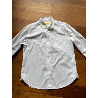 アダムエロぺ(Adam et Rope')のアダムエロペ baron wells の白長袖シャツ M(シャツ)