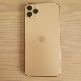 iPhone Xs Max Gold 64 GB 11 pro max 風(スマートフォン本体)