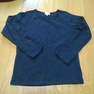 アースミュージックアンドエコロジー(earth music & ecology)の《未使用》ロンT 120(Tシャツ/カットソー)