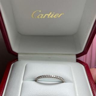 Cartier - カルティエ フルダイヤ エタンセル リング 47