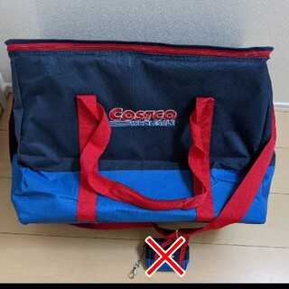 コストコ(コストコ)のコストコ保冷バッグ 58L ポーチセット(エコバッグ)