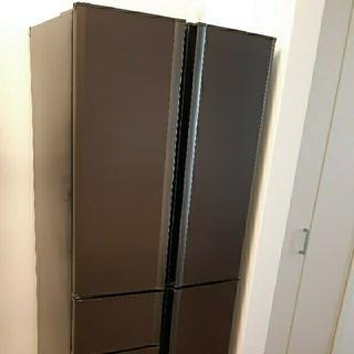 三菱電機 - 三菱 冷蔵庫 405L MR-A41T-UW形 2012年製