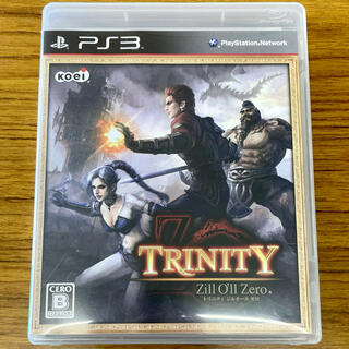 PlayStation3 - トリニティ ジルオール ゼロ PS3