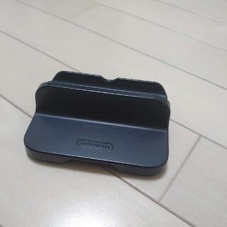 ウィーユー(Wii U)のwiiU 充電スタンド 純正品(家庭用ゲーム機本体)