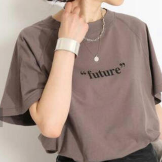 IENA - UPPER HIGHTS 別注ロゴTシャツ