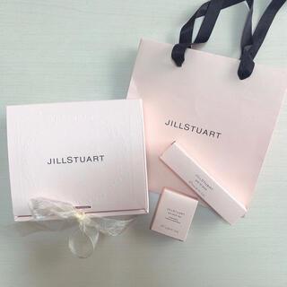ジルスチュアート(JILLSTUART)のJILLSTUART ギフトボックス ショップ袋(ショップ袋)
