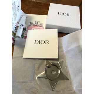 ディオール(Dior)のディオール スマートフォンリング 星型(その他)