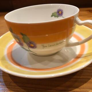 サンローラン(Saint Laurent)のイヴサンローラン コーヒーカップセット(グラス/カップ)