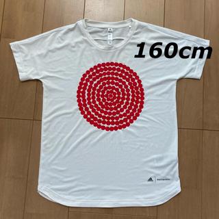 マリメッコ(marimekko)のマリメッコ×アディダス ジュニアTシャツ(Tシャツ/カットソー)