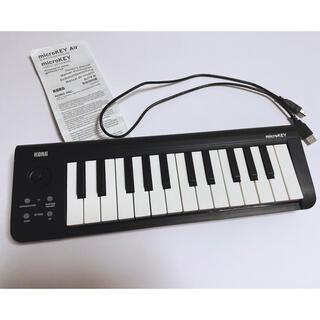 コルグ(KORG)のMicrokey-25  MIDIキーボード   KORG(キーボード/シンセサイザー)