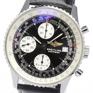 ブライトリング(BREITLING)のブライトリング オールドナビタイマー A13322 メンズ 【中古】(腕時計(アナログ))