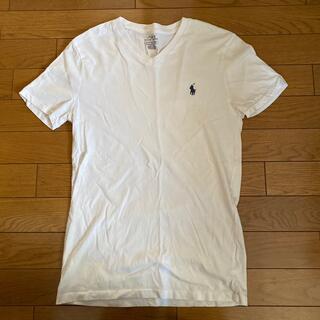 ポロラルフローレン(POLO RALPH LAUREN)のラルフローレン Vネック Tシャツ(Tシャツ/カットソー(七分/長袖))