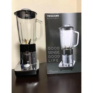 テスコム(TESCOM)の新品未使用 売上1位 ジューサーミキサー 氷も粉砕可能(ジューサー/ミキサー)