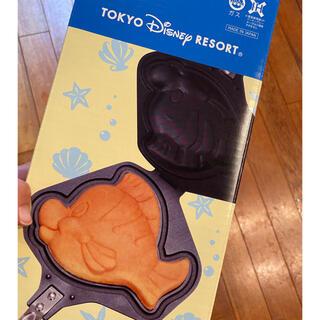 ディズニー(Disney)のフランダー ケーキサンドメーカー 新品未使用(サンドメーカー)