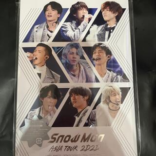 Johnny's - Snow Man ASIA TOUR 2D.2D. DVD