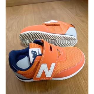 New Balance - ニューバランス スニーカー キッズ