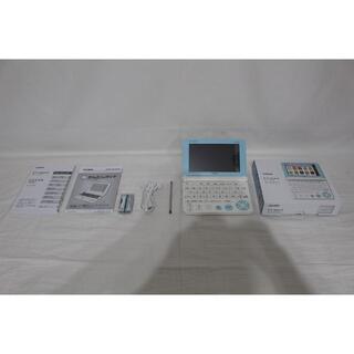 ★ほぼ新品 カシオ 電子辞書 エクスワード 小学生モデル XD-SK2800WE