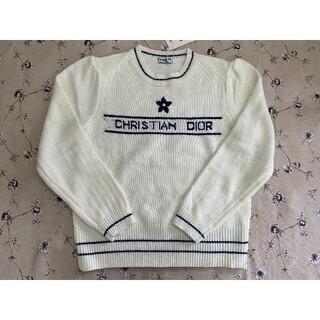 ディオール(Dior)の☆Dior ディオール セーター ❥美品(ニット/セーター)