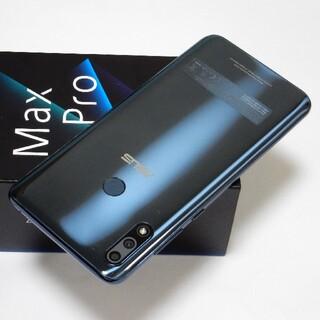 ASUS - SIMフリー 128GB版 ASUS Zenfone MAX Pro M2