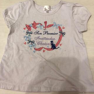 マザウェイズ(motherways)の子供服 女の子 110 半袖(Tシャツ/カットソー)