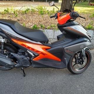 ヤマハ - ヤマハNVX125 走行780キロ