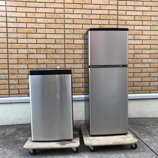Haier - 美品高年式 冷蔵庫・洗濯機・ 家電セット 【シルバー系】