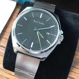 ポールスミス(Paul Smith)のポールスミス クローズドアイズ クォーツ 腕時計 黒文字盤 E225(腕時計(アナログ))