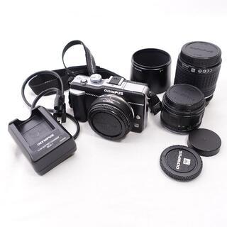 OLYMPUS - OLYMPUS E-PLIカメラセット