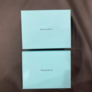 ティファニー(Tiffany & Co.)のTiffany ティファニー 空箱(その他)