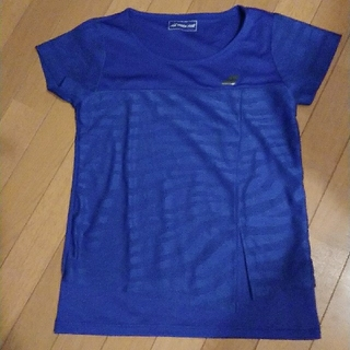Babolat - バボラ テニスシャツ ブルー