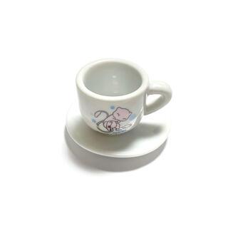 ポケモン(ポケモン)のポケモン ミニ食器コレクション カップ&ソーサー(アニメ/ゲーム)