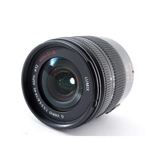 Panasonic - パナソニック ルミックス G VARIO 14-45mm 3.5-5.6